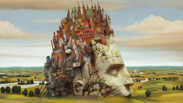 Art Paintings Widescreen Desktop Wallpapers