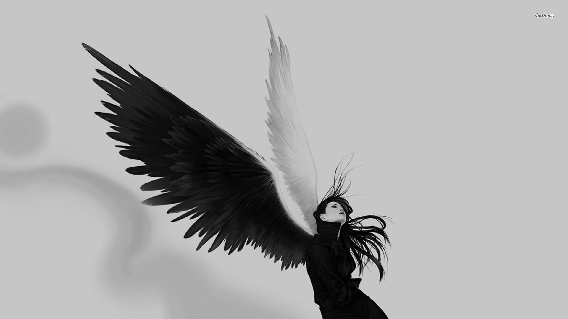 angel wings wallpaper 70
