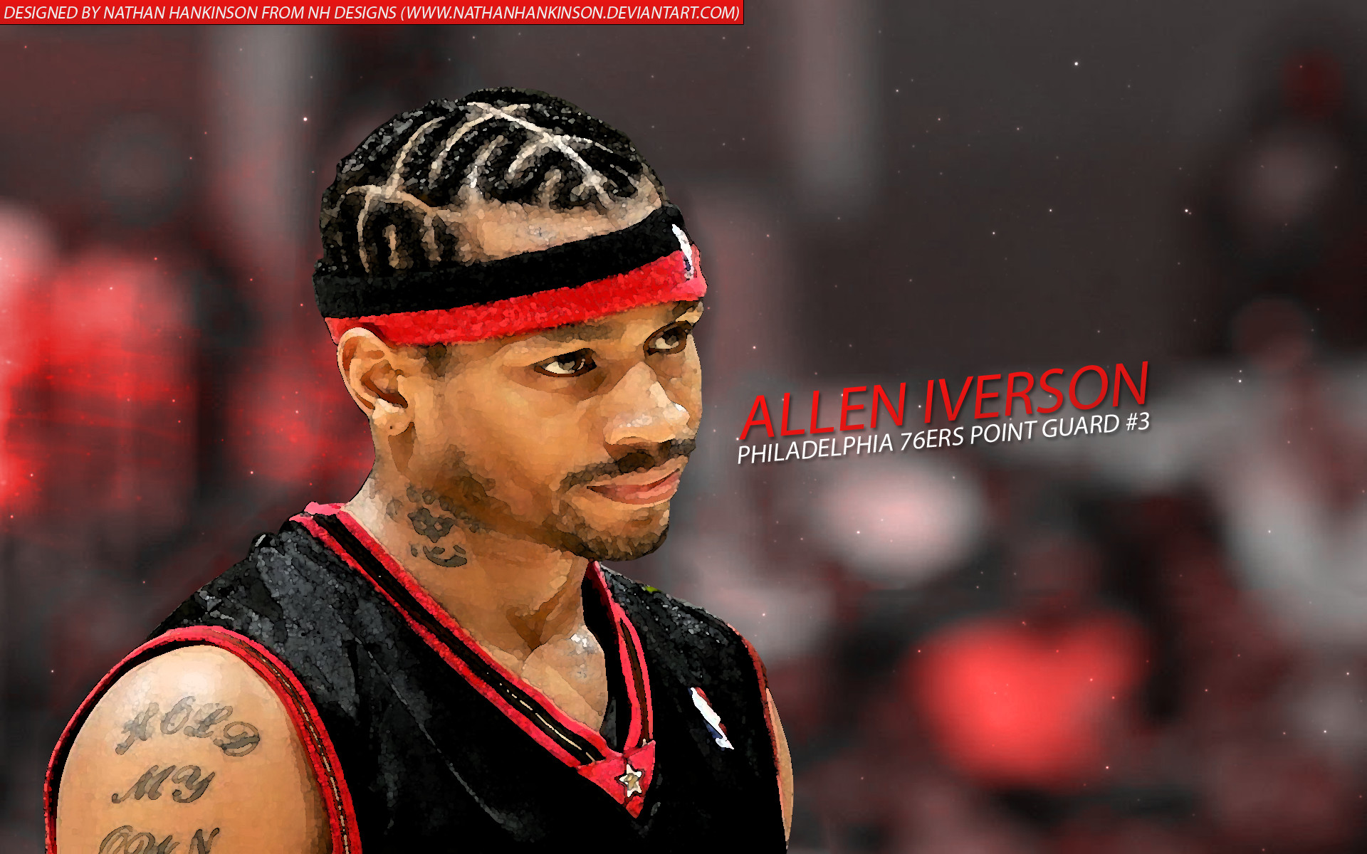 Cool Wallpapers Hd Iphone 7 Allen Iverson Wallpapers 64 Images