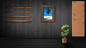 office desktop empty wallpapers