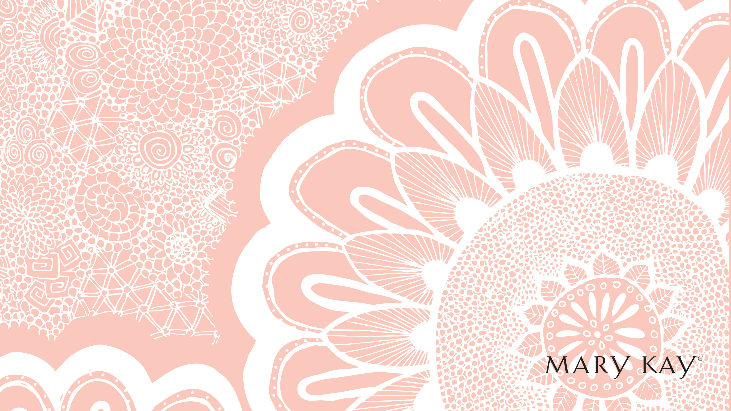 Mary Background Pink Kay