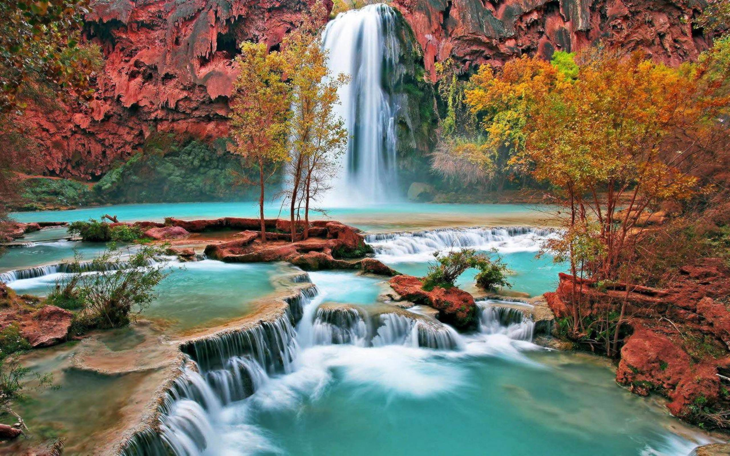 See more ideas about anime, live wallpapers,. Animated Waterfall Wallpaper with Sound (46+ images)