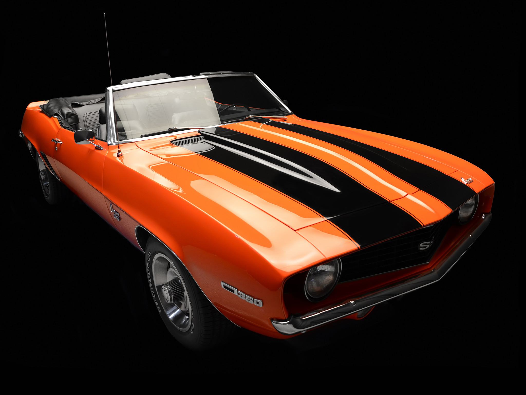 Iphone Muscle Car Wallpapers 69 Camaro Ss Wallpaper 56 Images