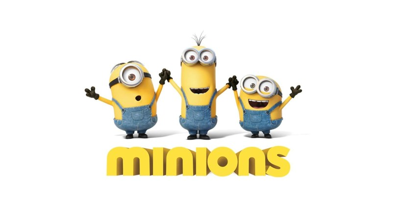 Minions Wallpaper Hd 4k Djiwallpaperco