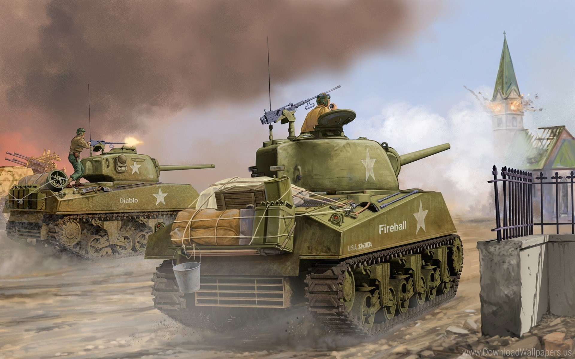 Ww2 Tank Wallpaper 68 Images