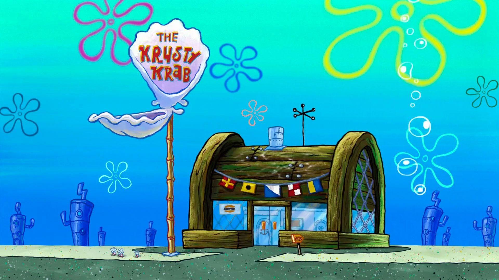 spongebob background pictures 75