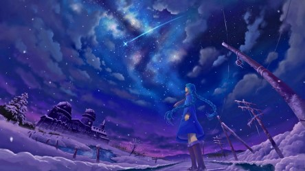 Beautiful Anime Fantasy Wallpaper