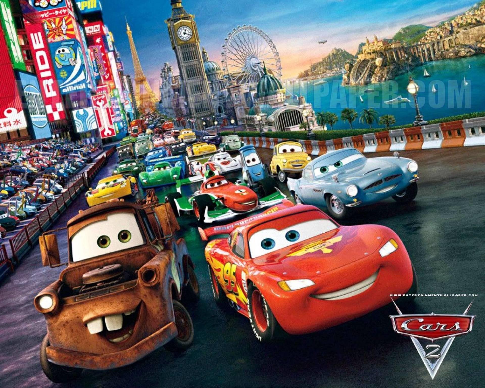 Disney Pixar Cars Wallpaper Border Trtapete Fototapete Tapete Disney