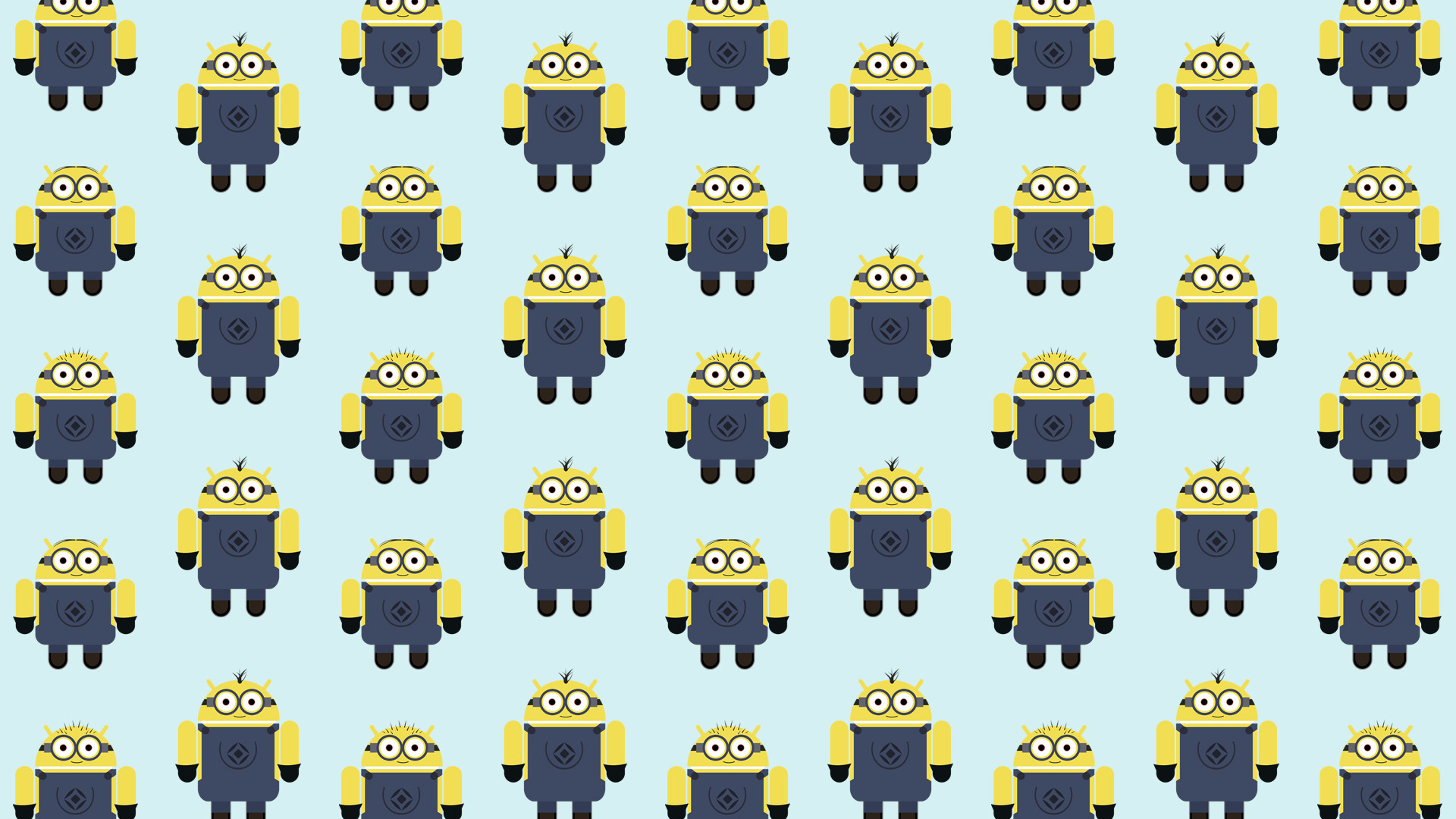 Cute Mustaches Wallpapers Minions With Mustaches Wallpaper 80 Images