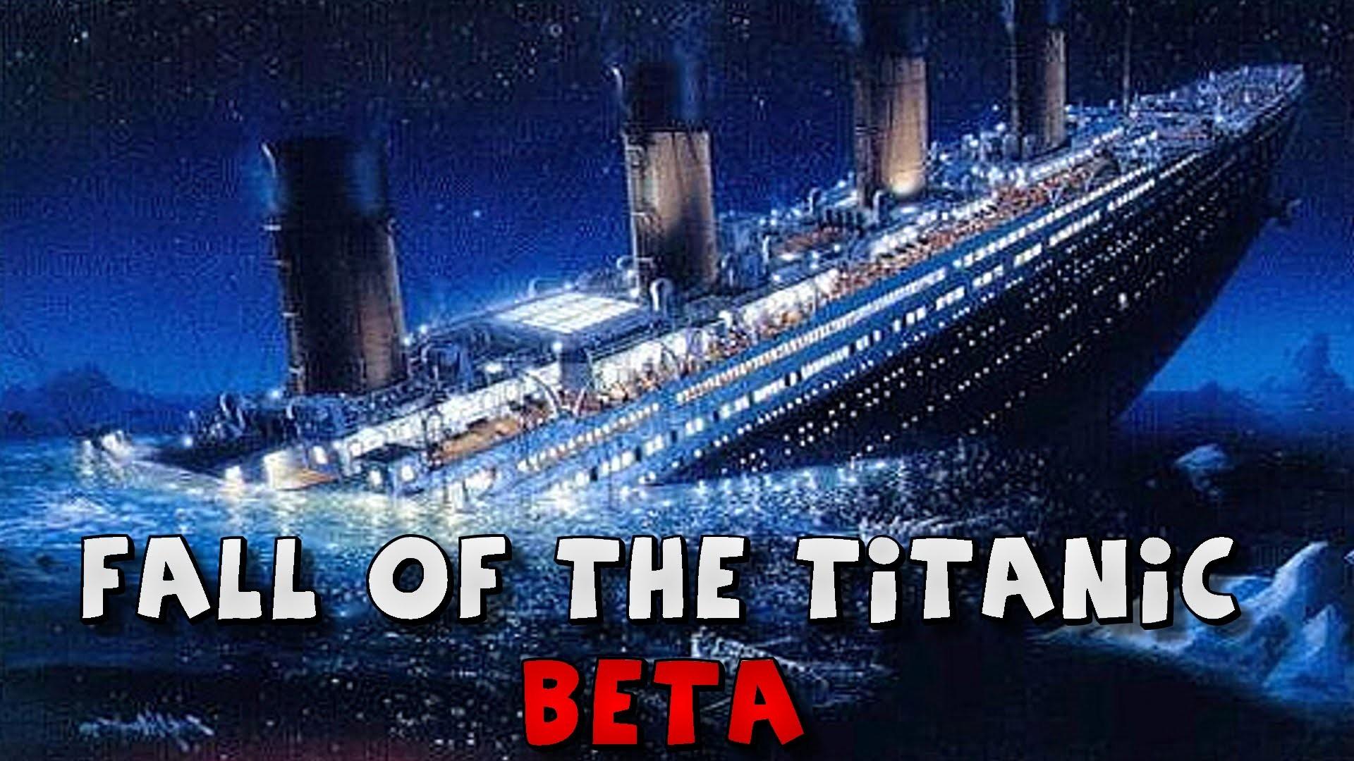 Fall Live Wallpaper Titanic Sinking Wallpaper 59 Images