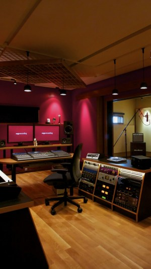 studio recording wallpapers desktop background backgrounds iphone abyss mobile guitar check wallpapertag getwallpapers