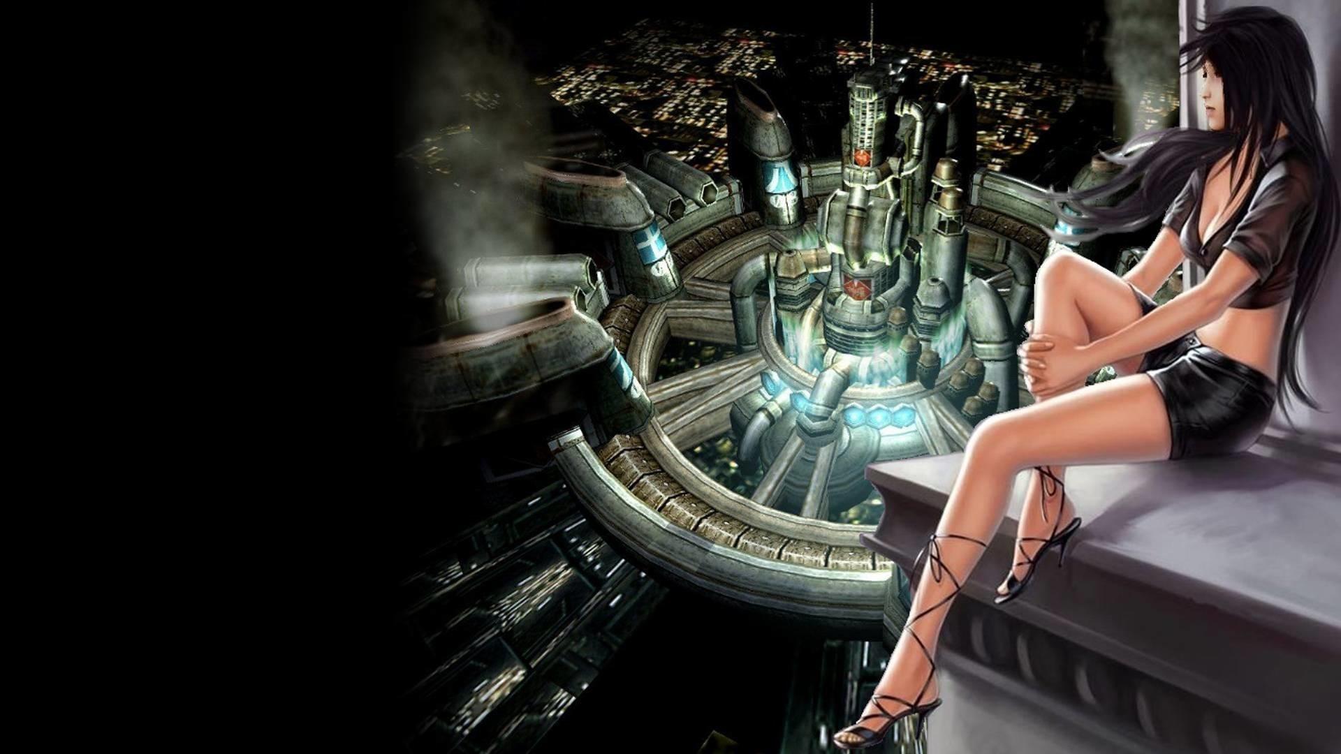 Final Fantasy Vii Wallpaper Wengerluggagesave
