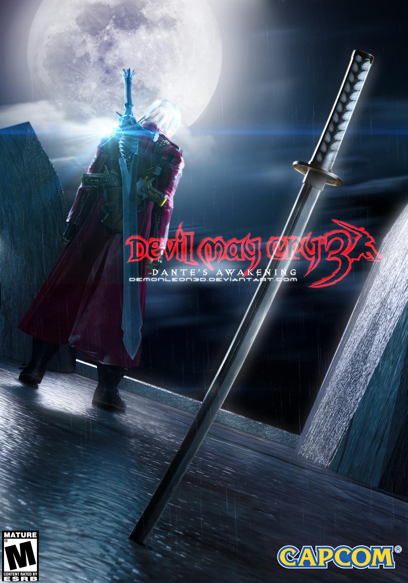 Devil May Cry 3 Dante Wallpaper