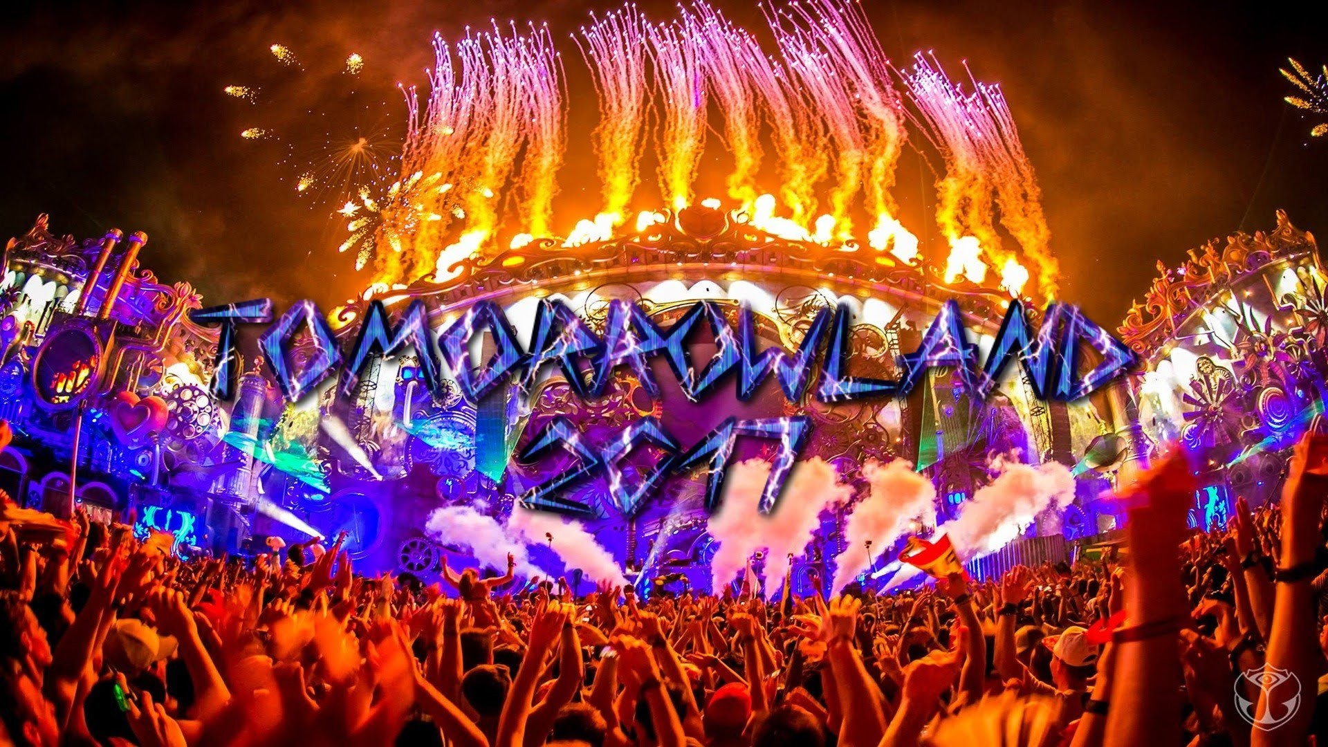 Where To Download Iphone X Live Wallpapers Edm Festival Wallpaper 81 Images