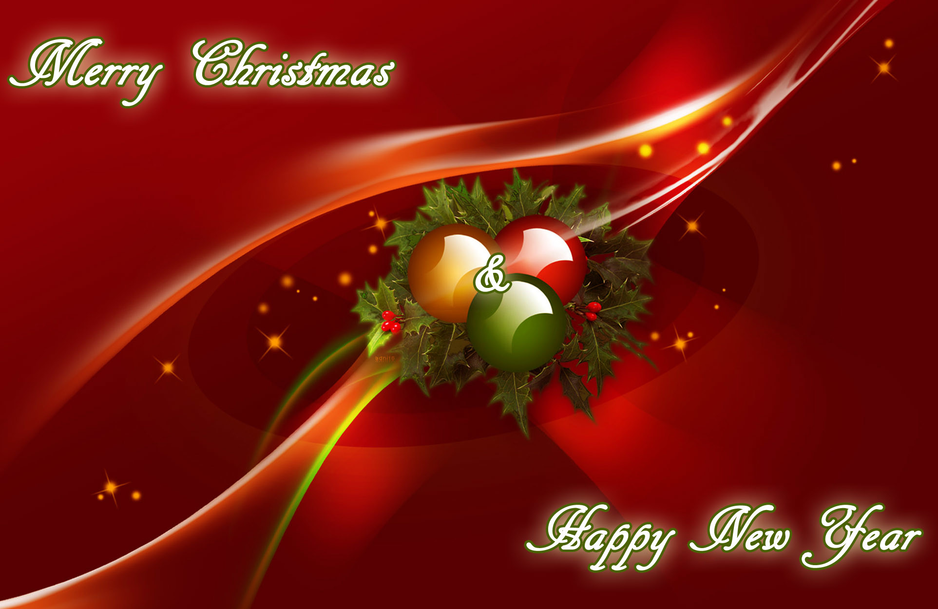 New Year 2014 Christmas 2013 Greeting Cards Ecards King Images