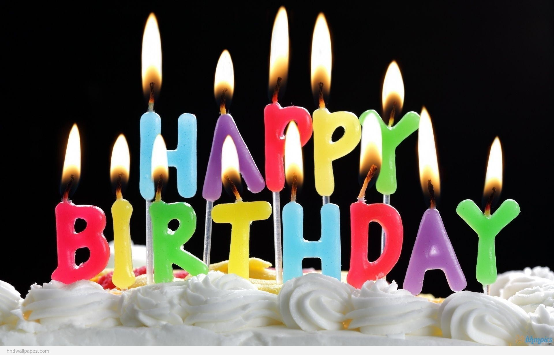 happy birthday wallpapers with