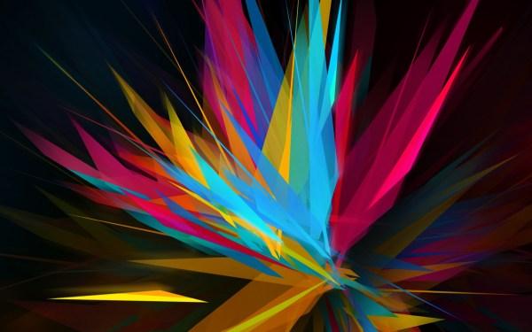 Abstract Shapes Wallpaper 63