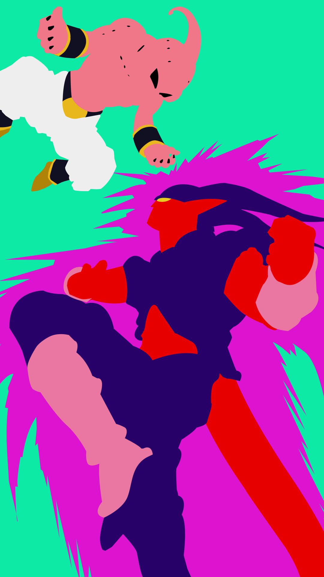 Dragon Ball Wallpaper 3d Hd Super Buu Wallpaper 59 Images