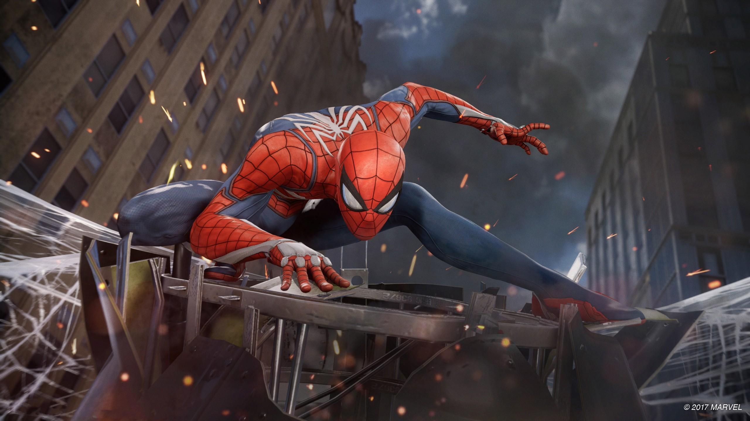 4k spiderman wallpaper 55
