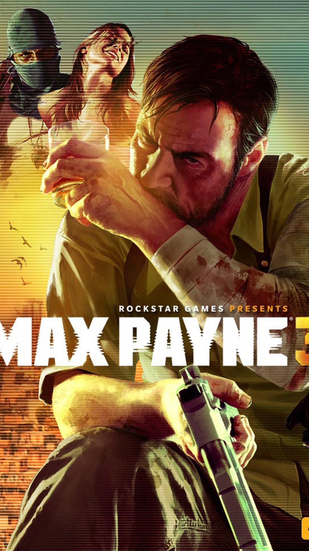 Mass Effect 2 Hd Wallpaper Max Payne Wallpaper 65 Images