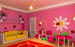 Room Background Kids 4