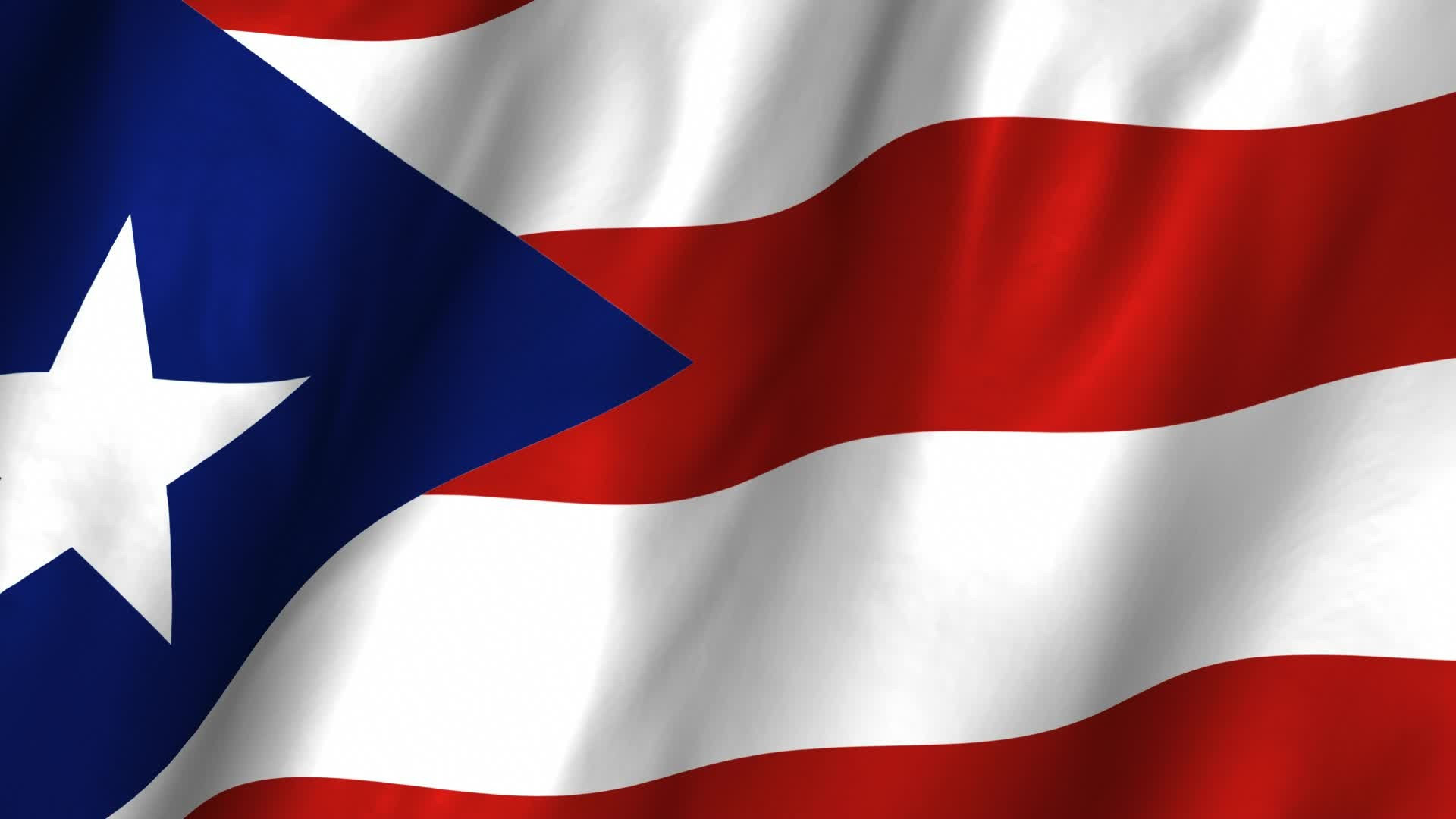 puerto rican flag background