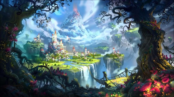 Fairytale Background 55