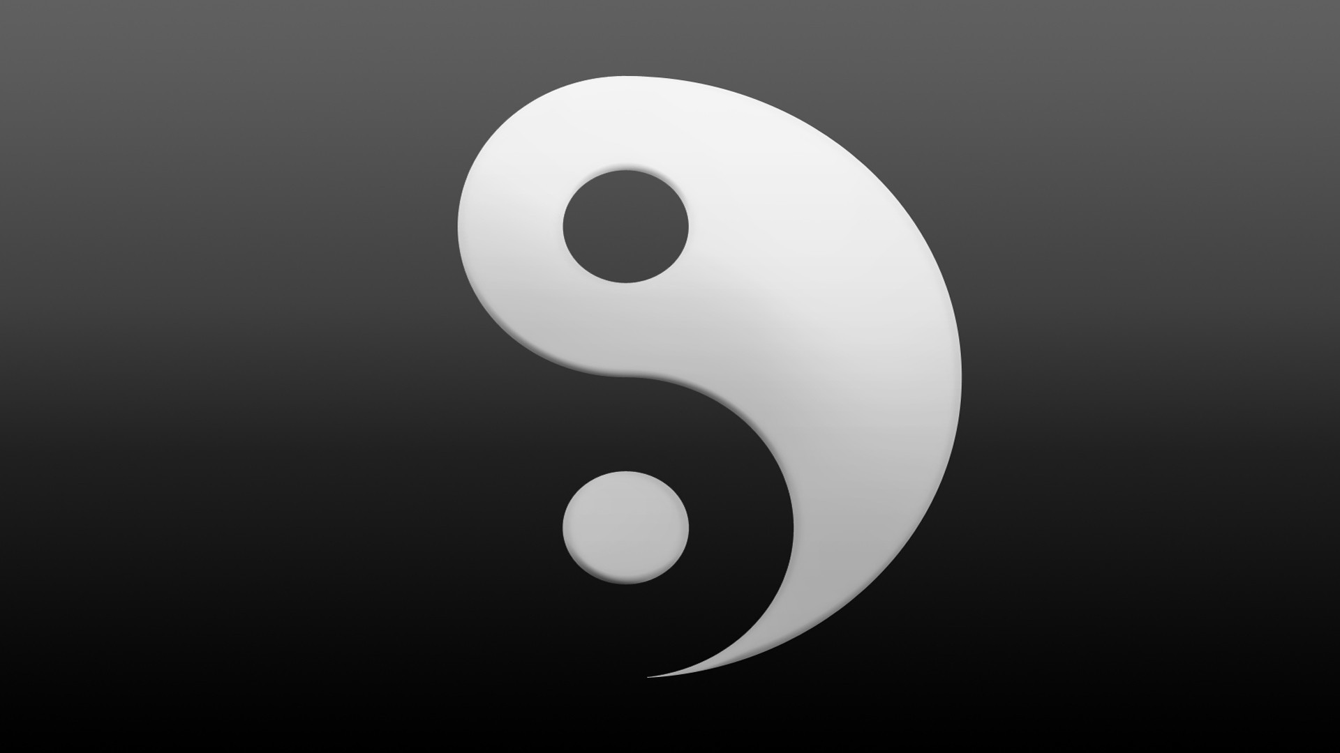 Wallpaper isn't a quick fix to hide bumpy walls, so you'll need to prepare the wall fi. Yin Yang Backgrounds (57+ images)