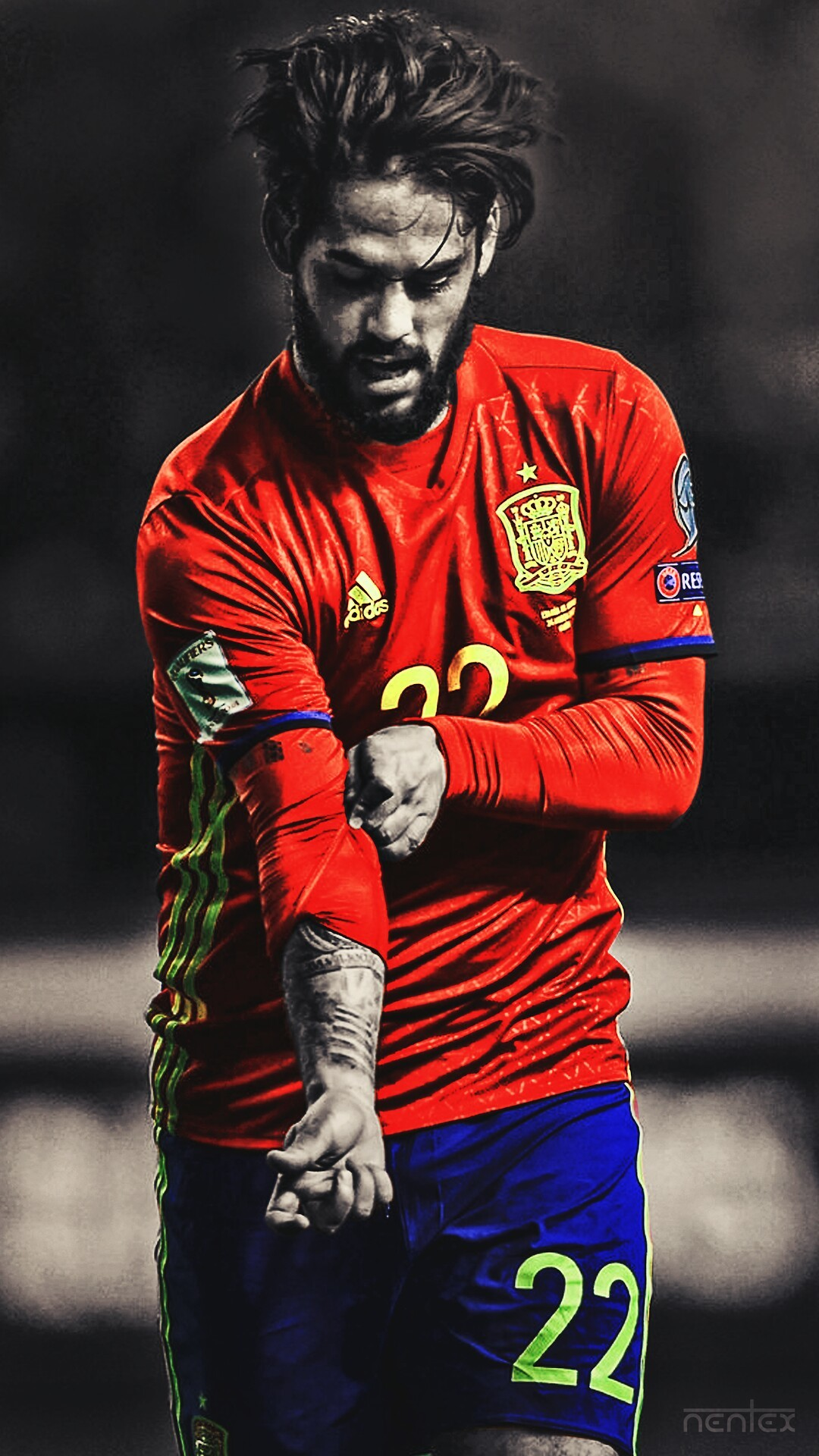 Soccer Girl Iphone Wallpapers Isco Alarcon Wallpapers 86 Images