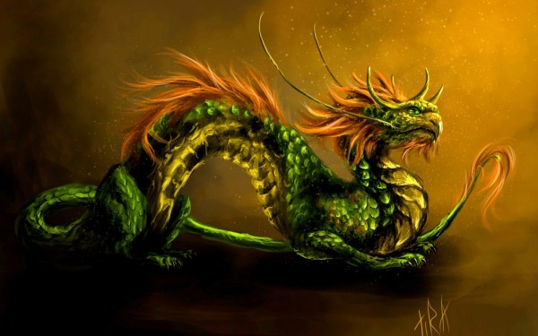 Cool 3d Dragon Wallpapers 55