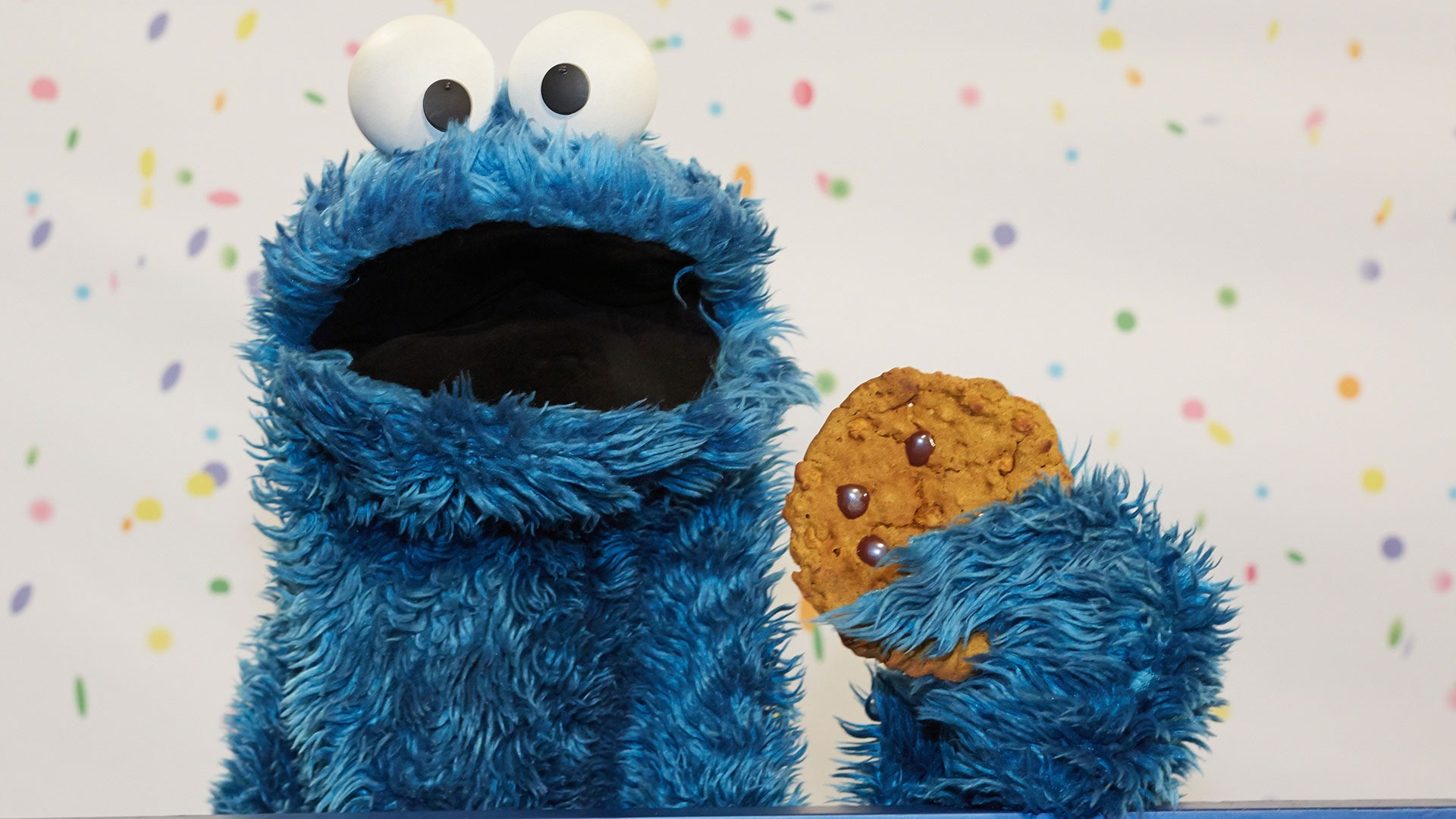 Cute Cookie Monster Wallpaper Hd Cookie Monster Background 53 Images