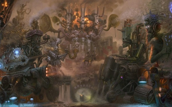 Steampunk Wallpapers 71