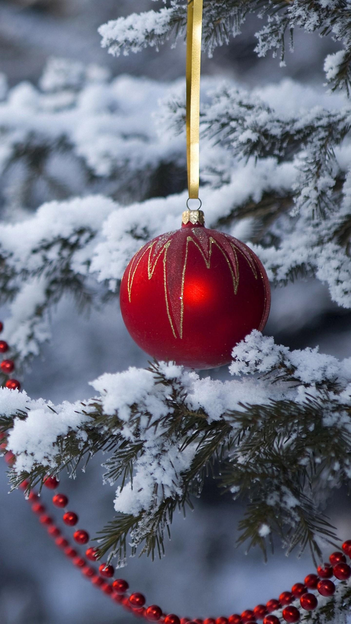 Christmas Tree Night Animated Gif