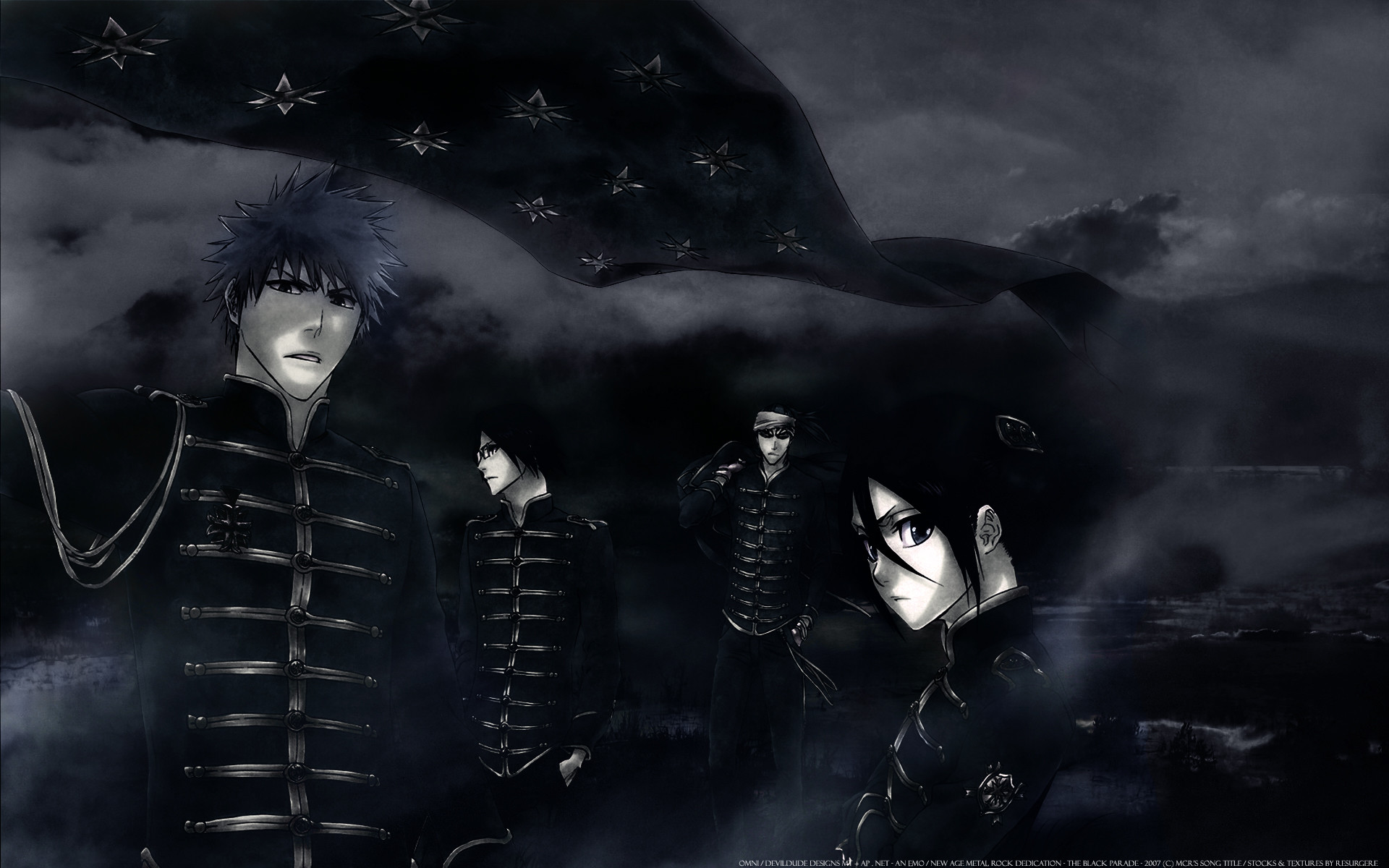 Danger Girl Wallpapers Free My Chemical Romance Wallpaper Black Parade 60 Images