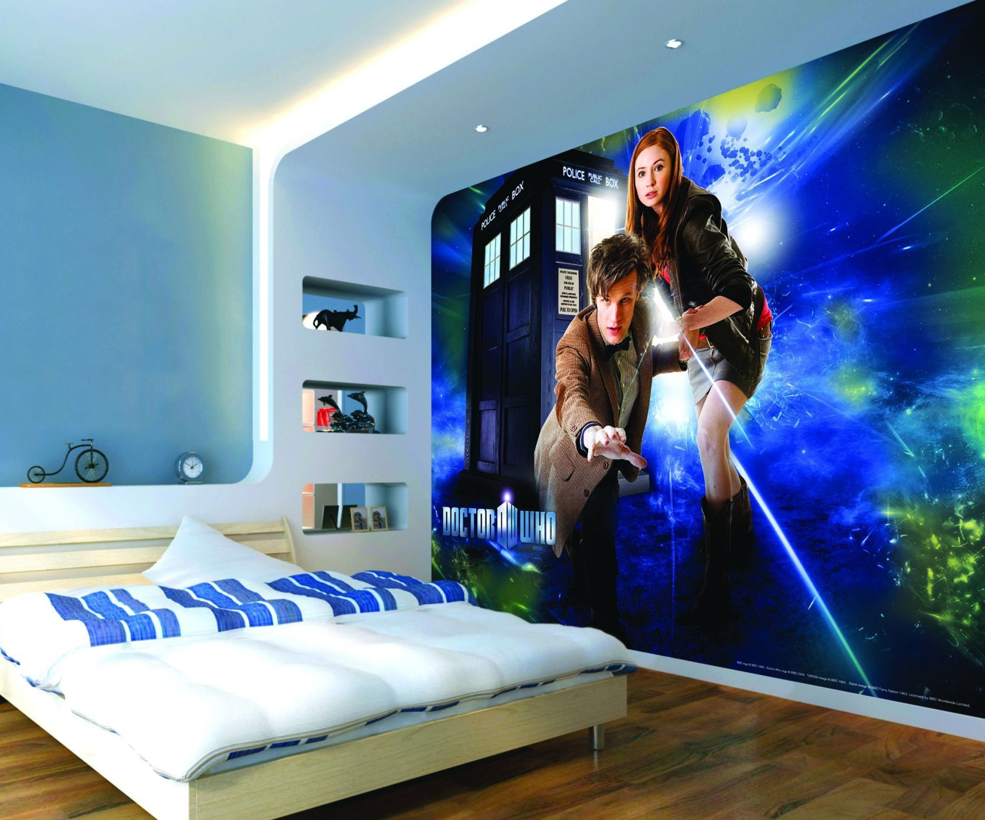 Doctor Who Room Wallpaper 37 images