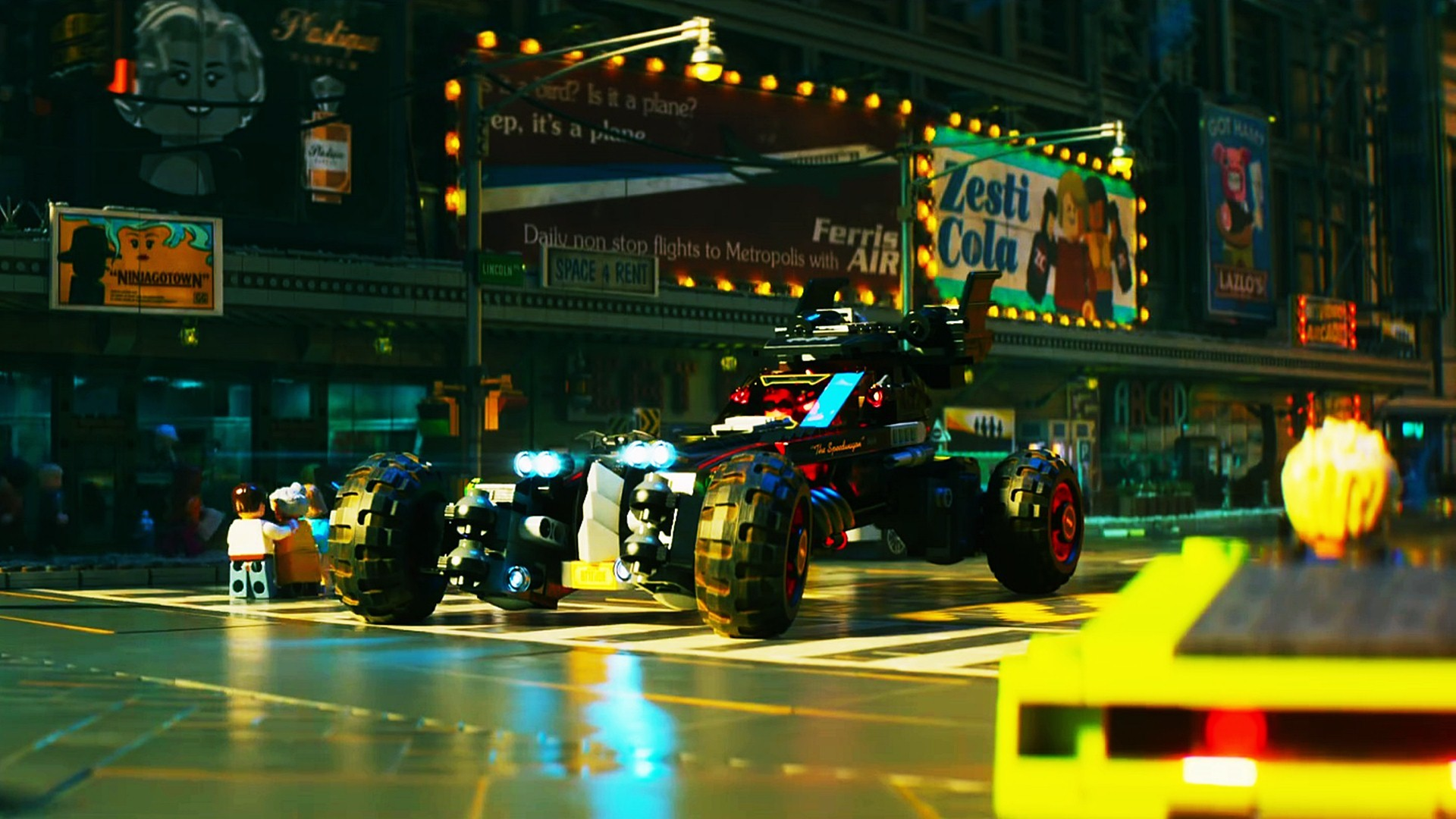 Country Girl Wallpaper For Iphone The Lego Batman Movie Wallpapers 80 Images