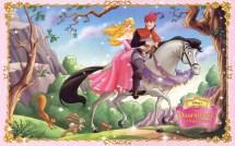 Disney Princess Aurora and Prince Philip