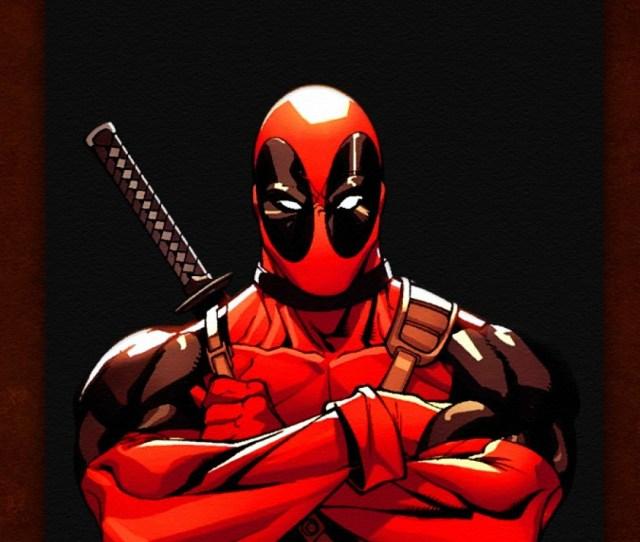 1920x1200 Deadpool Pointing Gun Hulk Funny Marvel Comics Hd Wallpaper Black