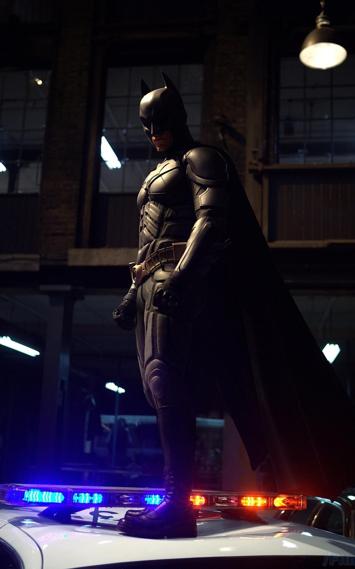 Batman The Dark Knight Car Wallpaper 1200x1920 Vertical Wallpapers Hd 52 Images