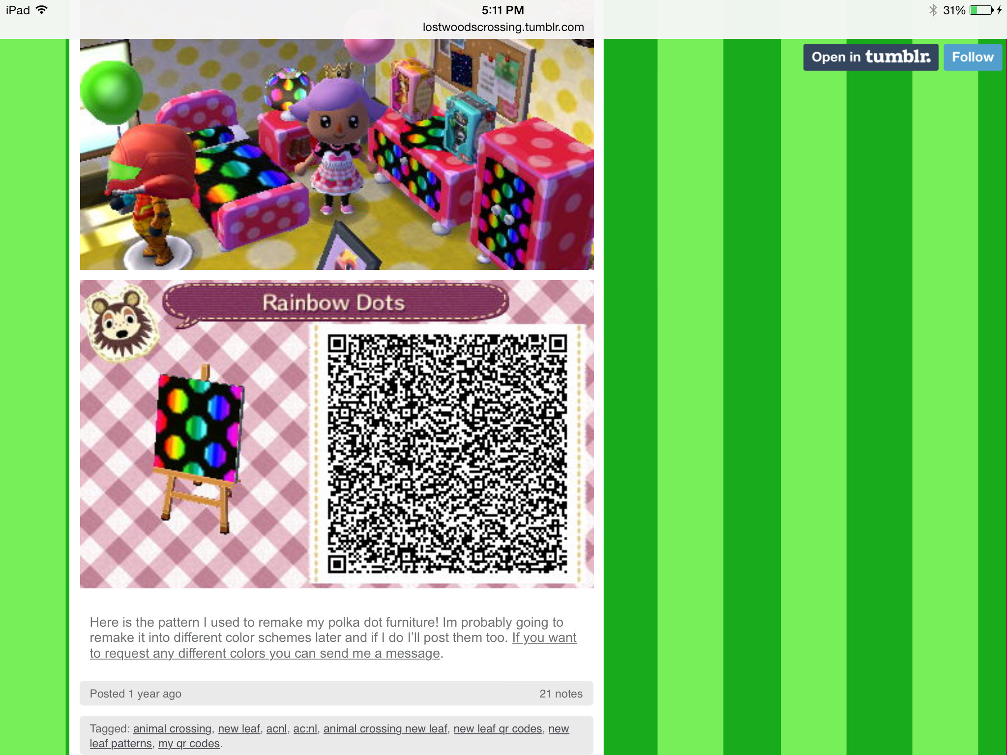 Animal Crossing New Leaf Wallpaper Qr Acnl Wallpaper Qr 50 Images