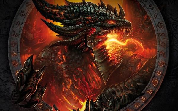 Red Dragon Gaming Wallpaper 82