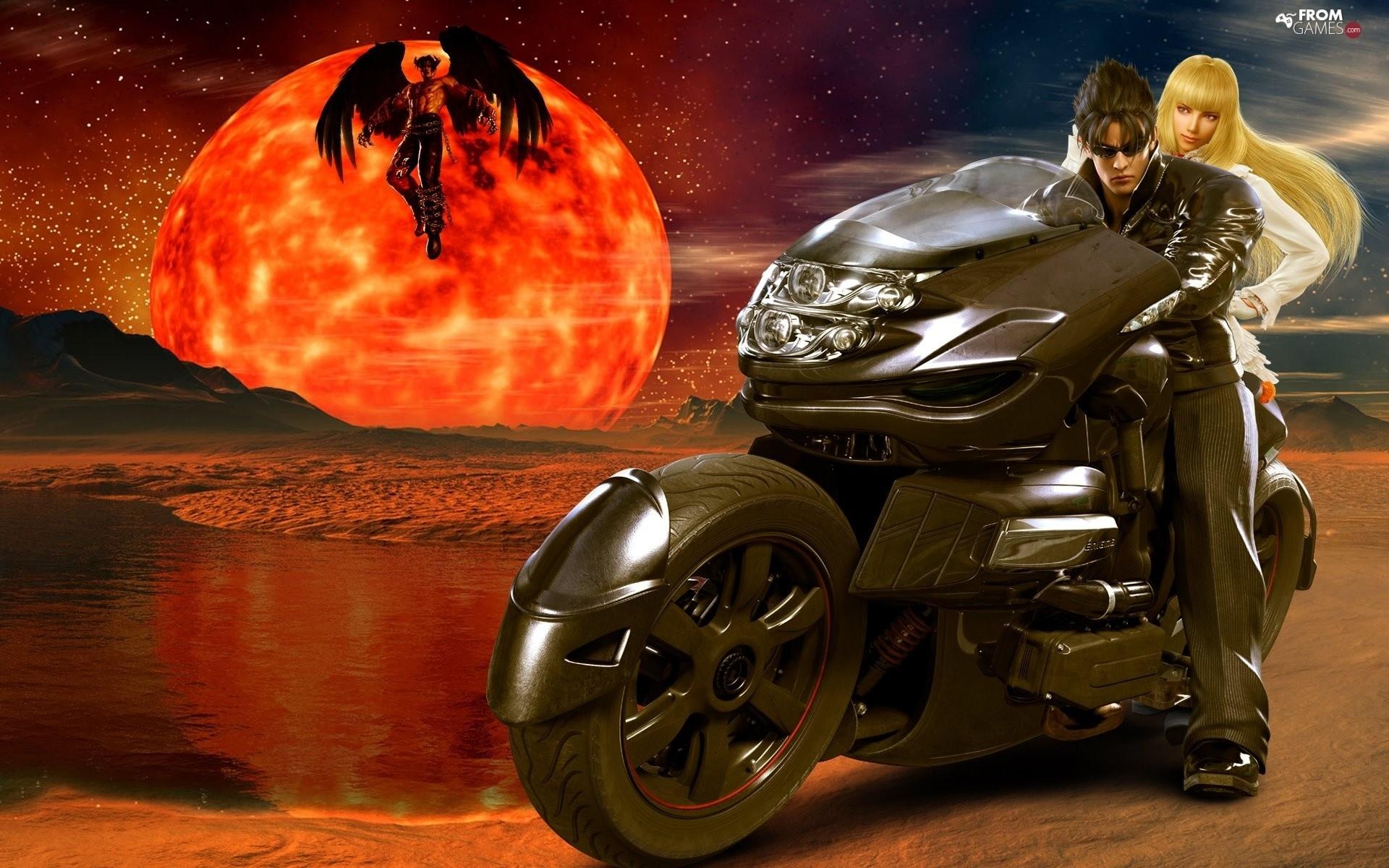 Tekken 5 Hd Wallpaper Download Jin Kazama Devil Wallpaper 64 Images