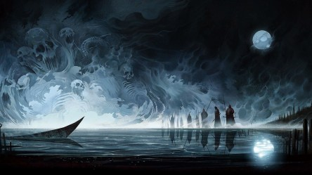 fantasy dark hd desktop wallpapers