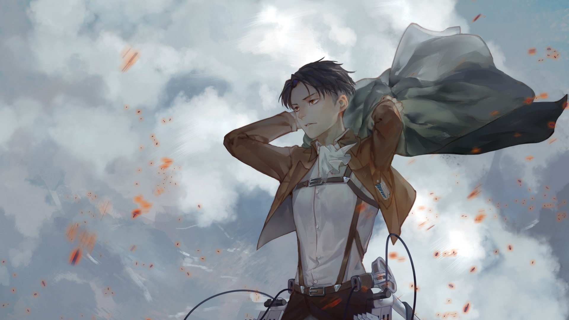 Enjoy our curated selection of 515 levi ackerman wallpapers and backgrounds from animes like attack on titan and attack on titan: Levi Wallpapers (73+ images)