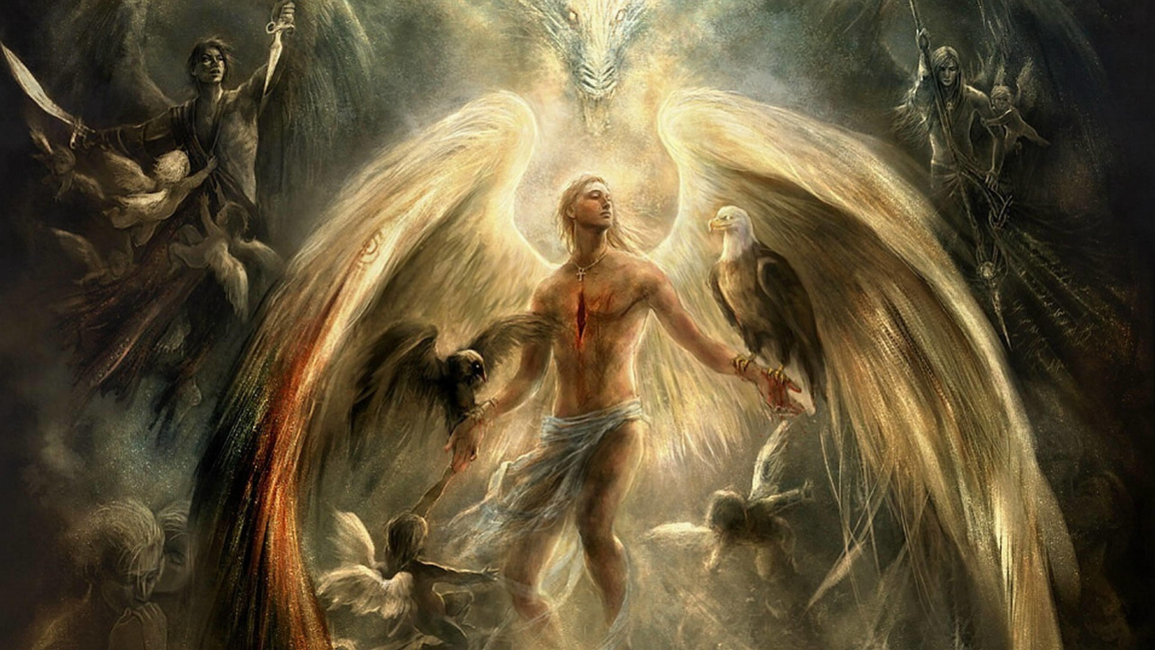 guardian angel wallpaper for