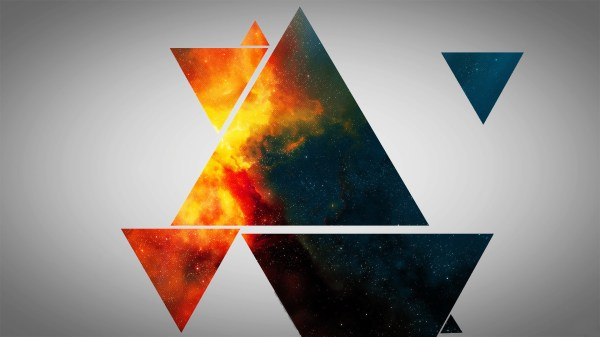 Triangle Abstract Desktop Backgrounds