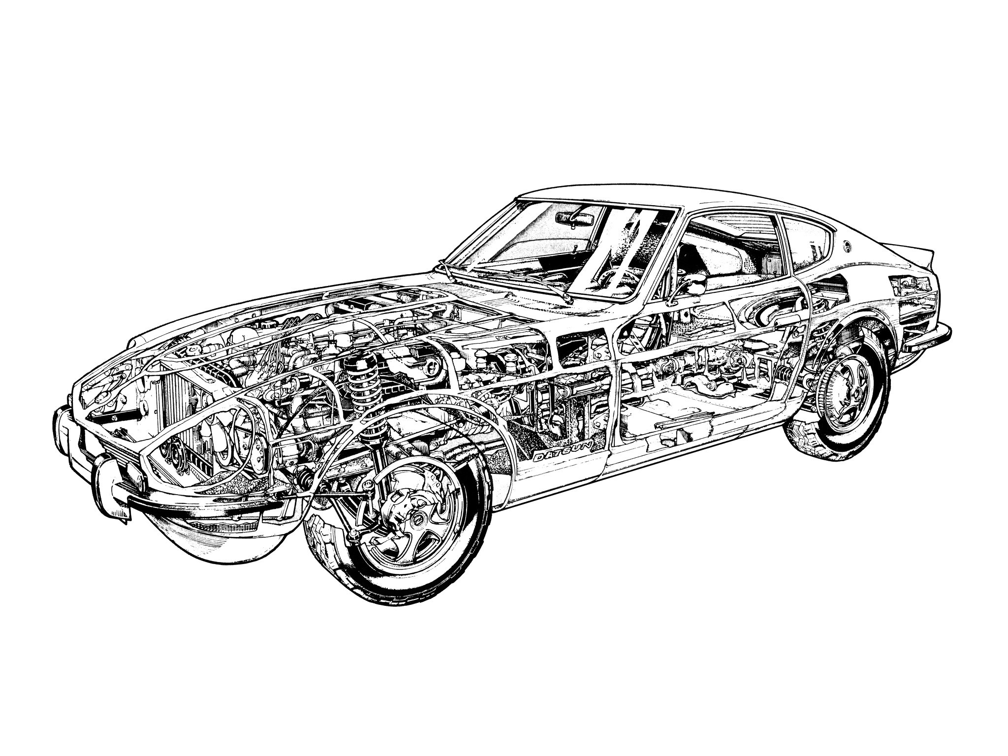 Datsun 240z Wallpaper 61 Images