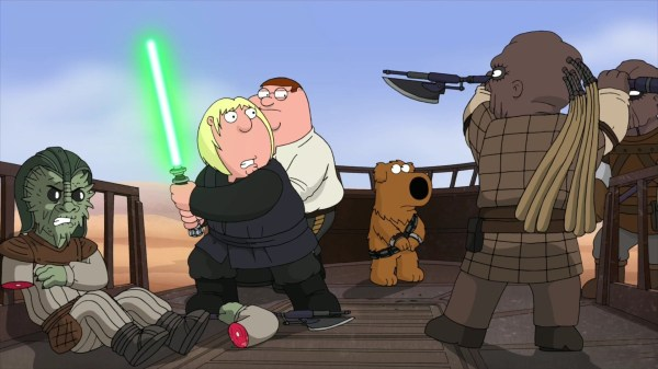 20 Star Wars Family Guy Stewie Pictures And Ideas On Meta Networks