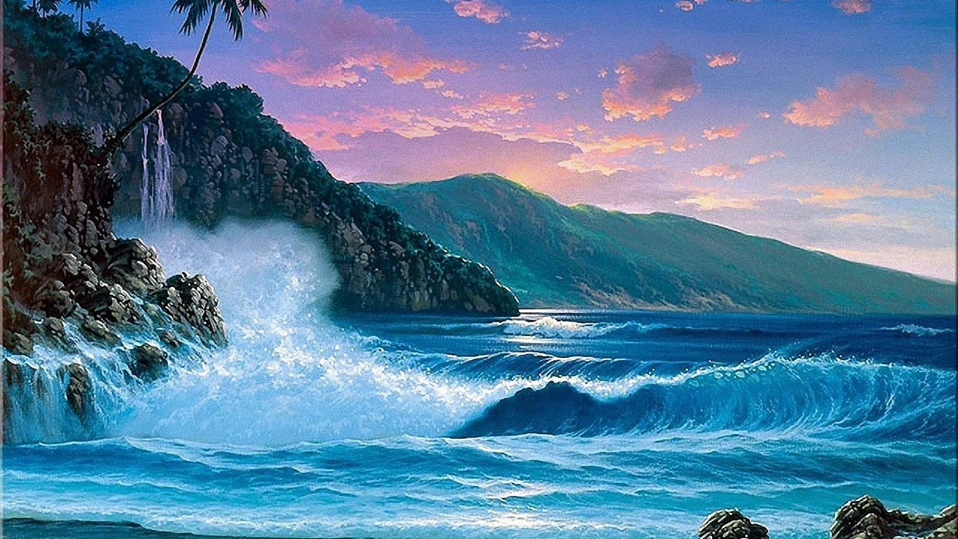ocean wallpapers high resolution