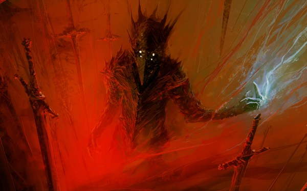 Scary Demon Wallpaper 59